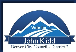 John Kidd for Denver City Council