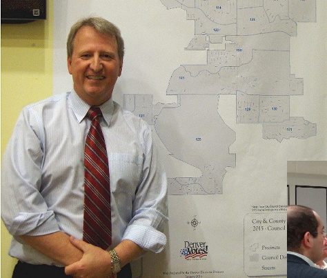 John Kidd - 2012 Candidate for Colorado State House District 1